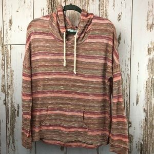 Maurices Sweater Hoodie, Size XL.  C48